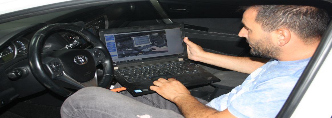 Bilgisayar Desteği ile Arıza Tespiti
